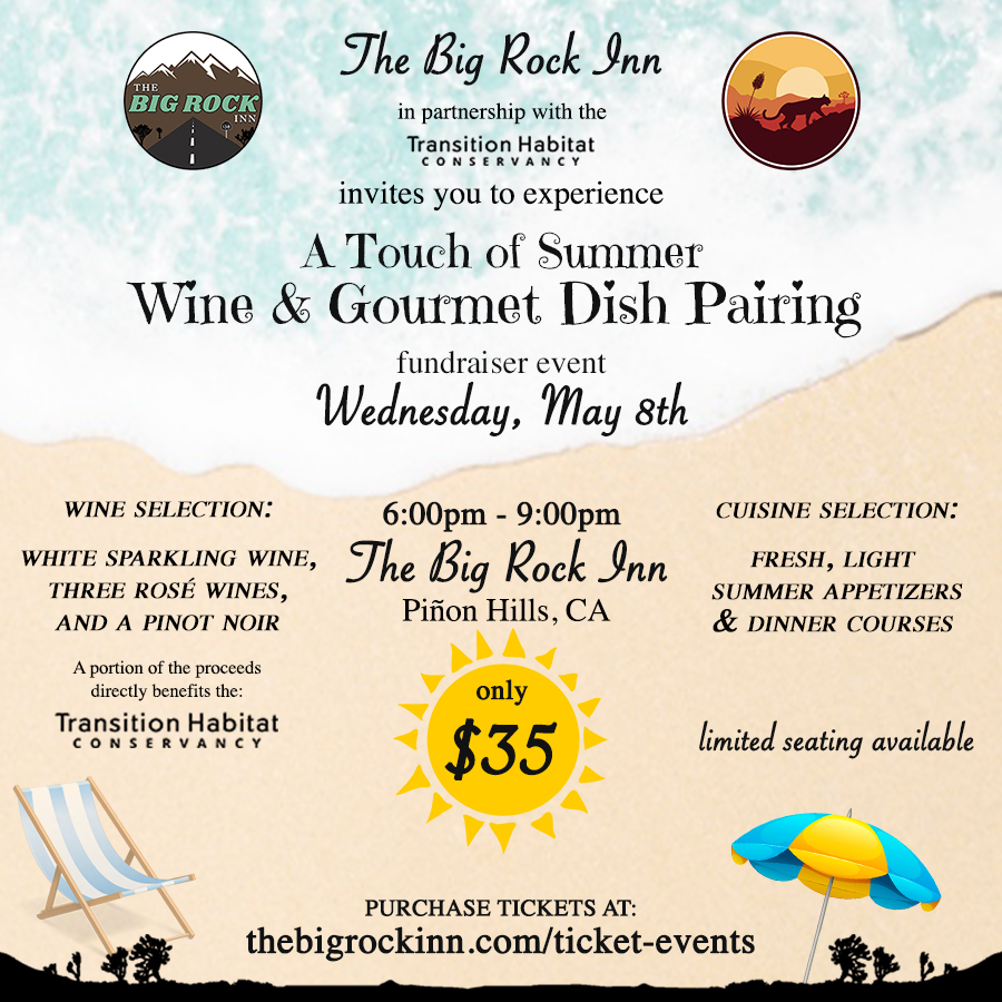 A Taste of Summer WIne Tasting Event | May 8th